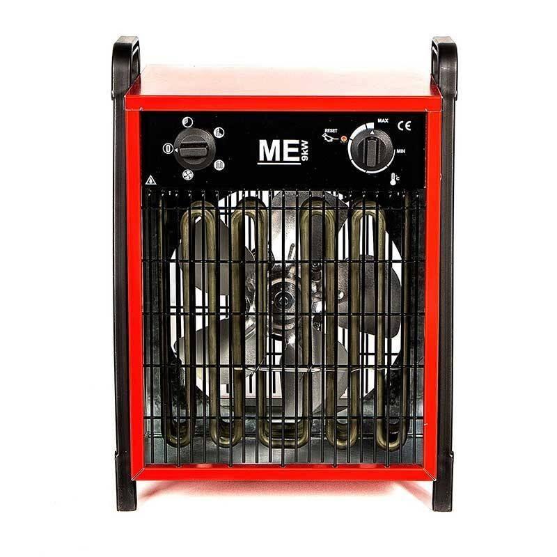 MTM ME 9 (3/6/9 kW) electric air heater MTM Dariusz Seferyński
