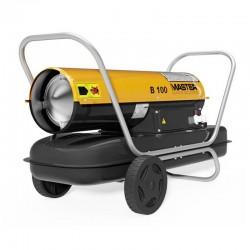 Master B 100 CED (29 kW) nagrzewnica olejowa bez odprowadzenia spalin MASTER