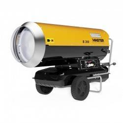 Master B 360 (111 kW) oil heater without flue gas discharge MASTER