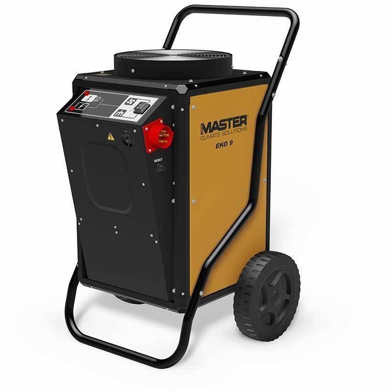 Master EKO 9 (9,0 kW) nagrzewnica elektryczna MASTER